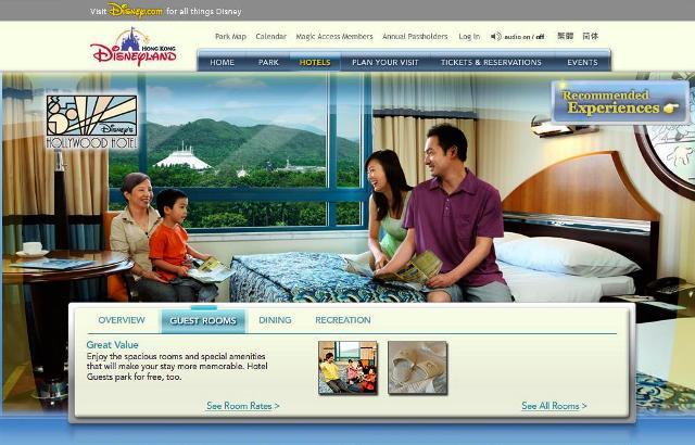 Hongkong Hollywood Hotel tempat kami menginap selama di Hongkong