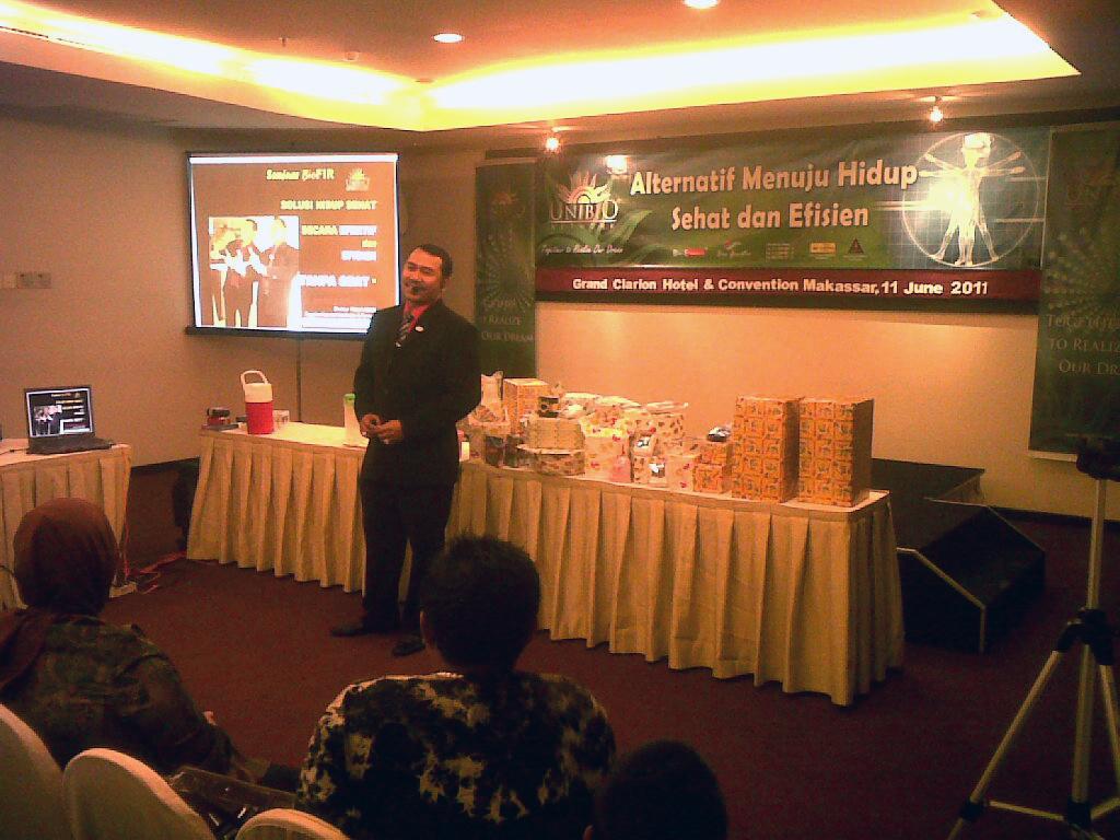 Penjelasan Produk Biofir oleh Pak Ahmad Rivai