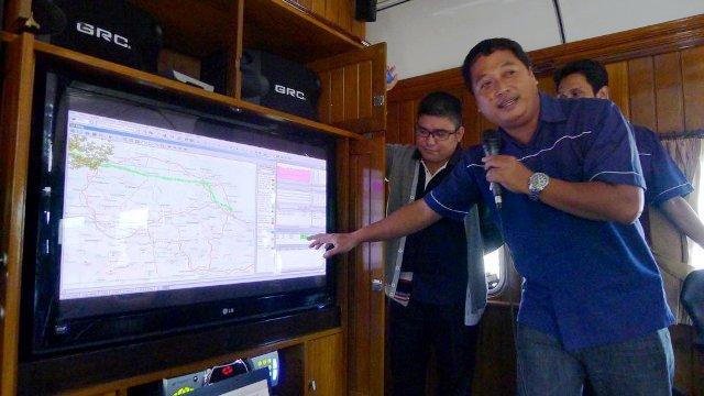 XLNETRALLY (1) : PENGALAMAN MENYENANGKAN NIKMATI KERETA BER WI FI PERTAMA DI INDONESIA