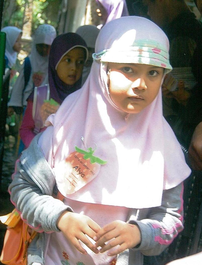 PUISI : PADA SEPOI ANGIN DI BERANDA (Selamat Ulang Tahun Ananda Alya Dwi Astari Gobel)