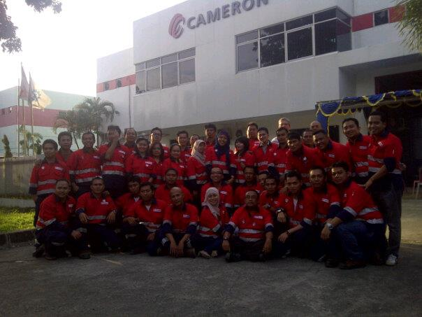 PERAYAAN 1500 HARI TANPA KECELAKAAN KERJA PT CAMERON SERVICES INTERNATIONAL : ALWAYS TOGETHER AND BETTER…