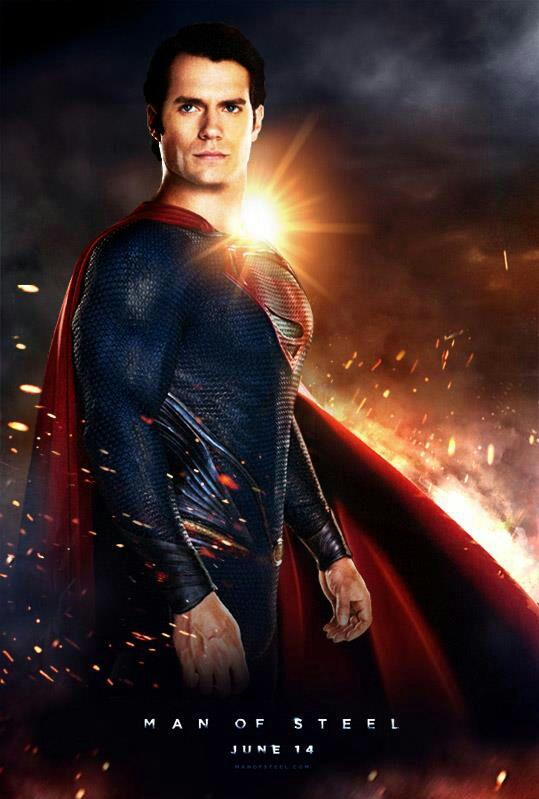 FILM MAN OF STEEL : SUPERIORITAS HUMANIS SANG MANUSIA BAJA