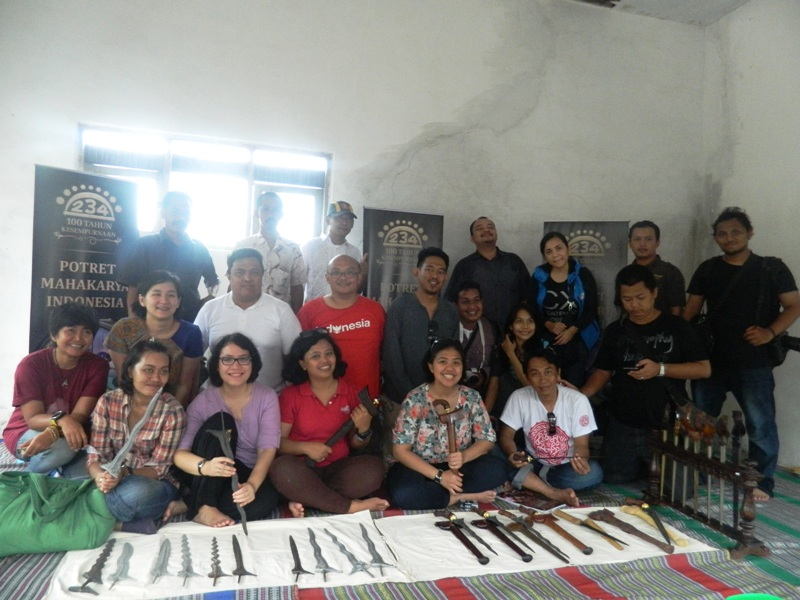 WISATA BUDAYA MADURA (5) : EKSOTISME ASTA TINGGI & SENTRA PERAJIN KERIS SUMENEP YANG MENGESANKAN