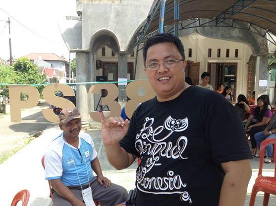 MERAYAKAN ULANG TAHUN KE-44 BERSAMA PESTA DEMOKRASI INDONESIA