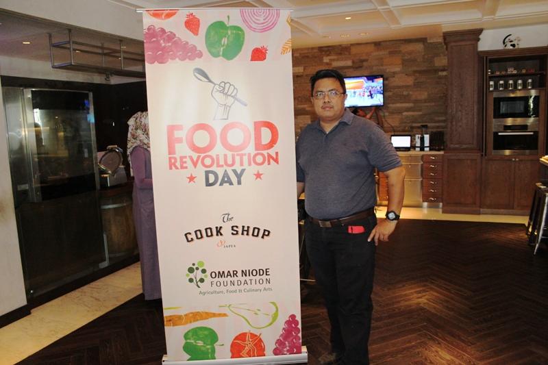 FOOD REVOLUTION DAY 2014 : MENGANGKAT CITRA HANDAL KULINER NUSANTARA