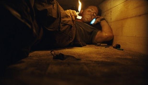 'BURIED' : KETEGANGAN MENCEKAM DI DALAM PETI MATI