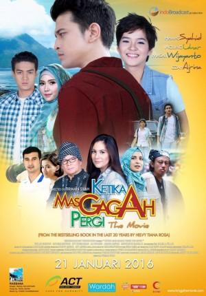 REVIEW FILM KETIKA MAS GAGAH PERGI : TENTANG KOMITMEN & KEPEDULIAN YANG TAK TERLERAI