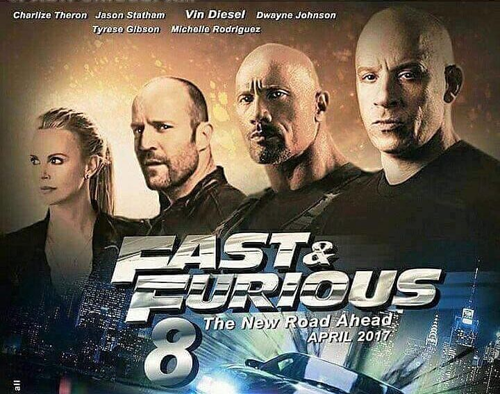 THE FATE OF FURIOUS (FF8) : KEJUTAN MENEGANGKAN DAN SPEKTAKULER