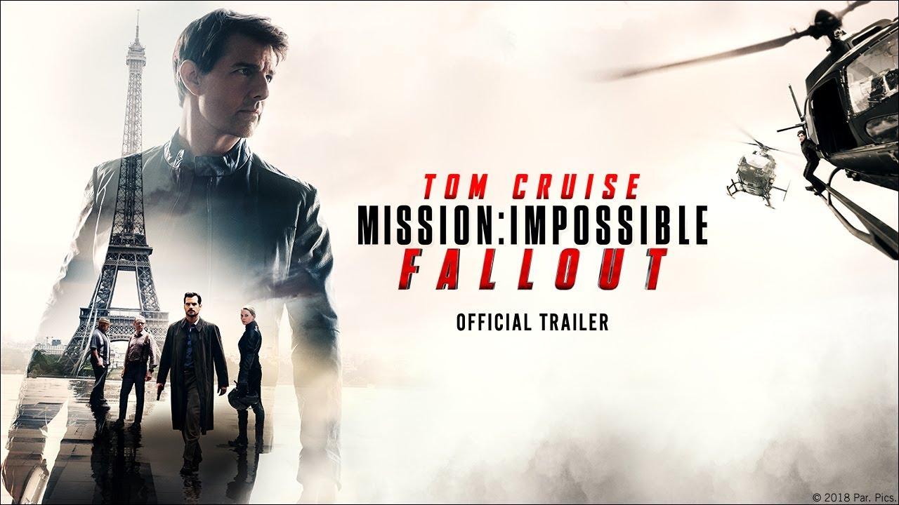 """FILM MISSION IMPOSSIBLE 6 """"FALL OUT"""": KETEGANGAN MENCEKAM DARI AWAL HINGGA AKHIR"""