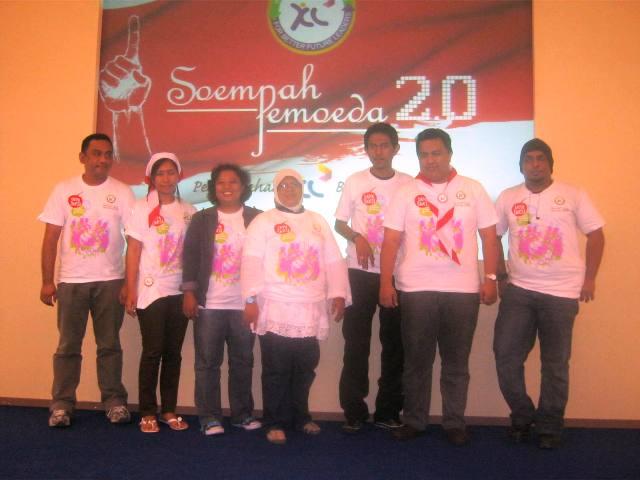 Sang Pemenang Grup Lomba Historia dalam Sumpah Pemuda 2.0
