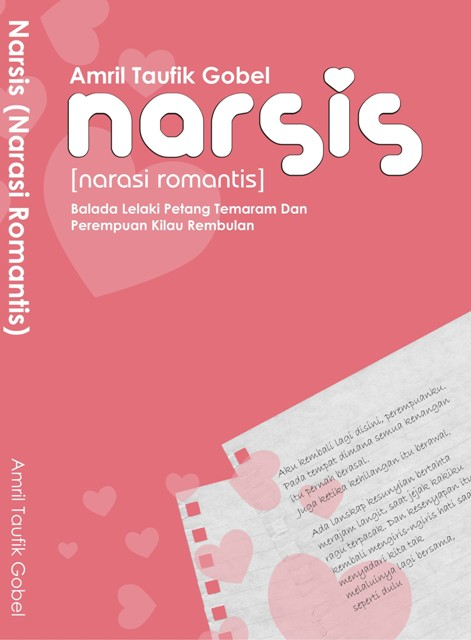 "MENERBITKAN BUKU ""NARSIS"" DI NULISBUKU.COM"