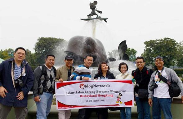 MELANCONG KE HONGKONG (1) : PESONA FANTASI MERAYAKAN 5 TAHUN HONGKONG DISNEYLAND