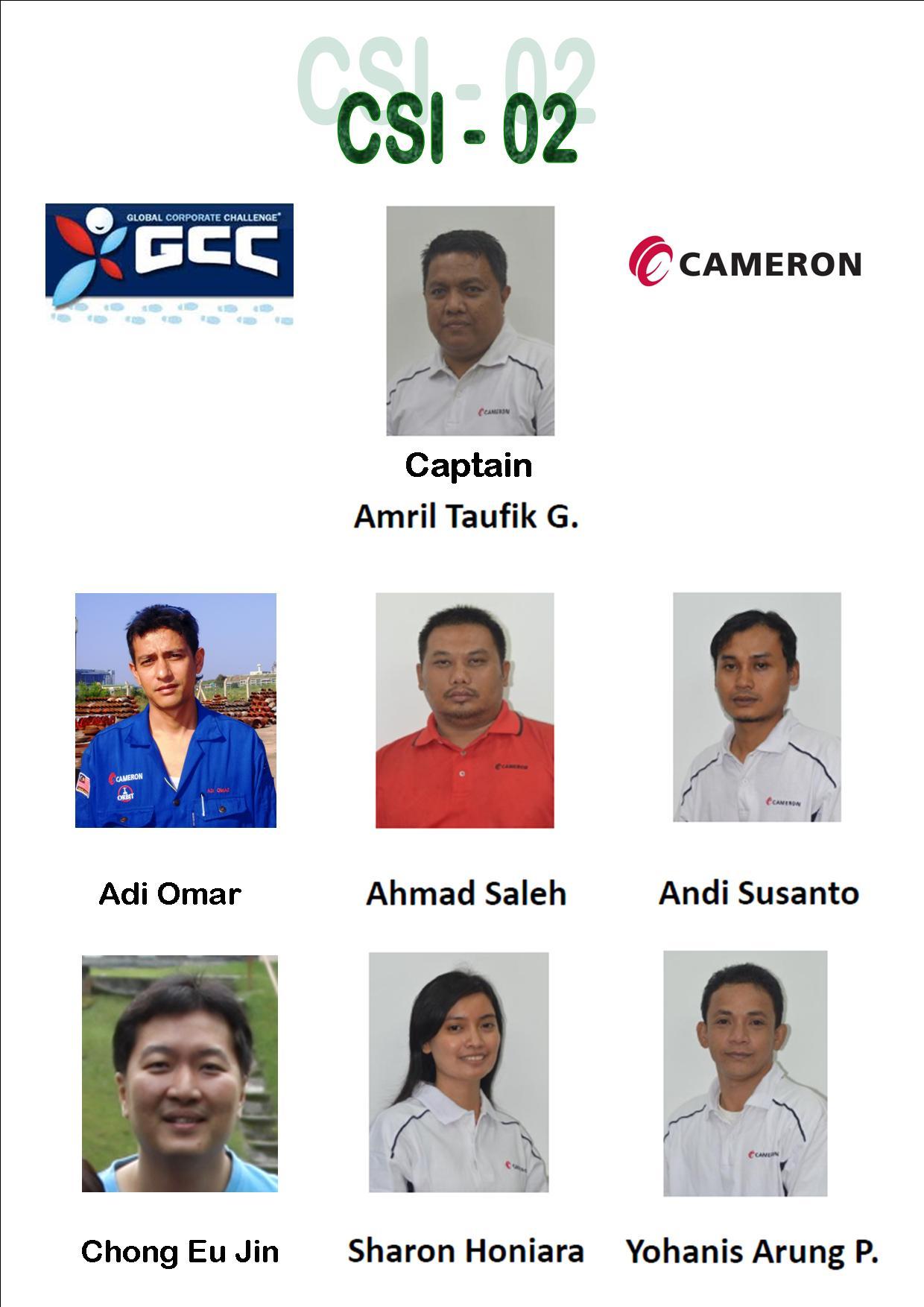 GCC : MENGGALANG PARTISIPASI GLOBAL MENUJU KORPORASI LEBIH SEHAT & PRODUKTIF