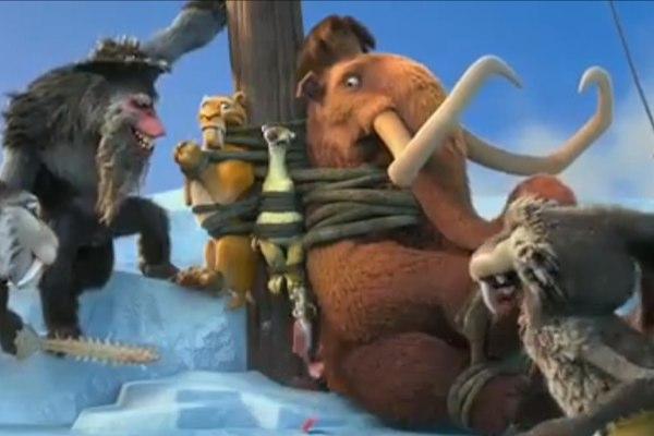 FILM ICE AGE-4 (CONTINENTAL DRIFT): KISAH PERSAHABATAN DAN KESETIAAN JANJI YANG MENYENTUH