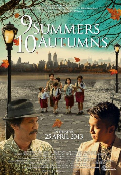 FILM 9 SUMMER 10 AUTUMNS : TENTANG HARAPAN YANG TAK PERNAH PUTUS