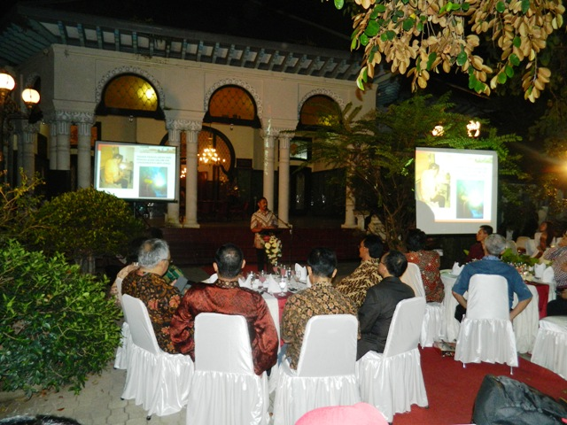 ABFI 2013 SOLO (1) : LOJI GANDRUNG, SAMBUT KEHADIRAN PESERTA ASEAN BLOGGER FESTIVAL