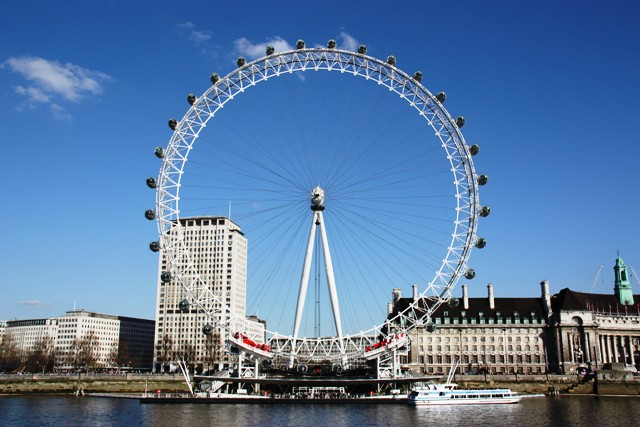 """LIRIKAN"" EKSOTIS SI ""LONDON EYE"""