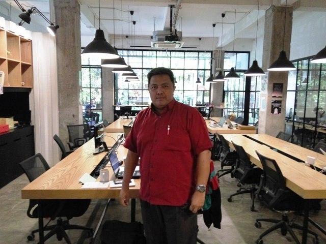 EV HIVE, CO-WORKING SPACE DAN IKHTIAR MENGEMBANGKAN EKOSISTEM BISNIS INDONESIA DI ERA TEKNOLOGI DIGITAL